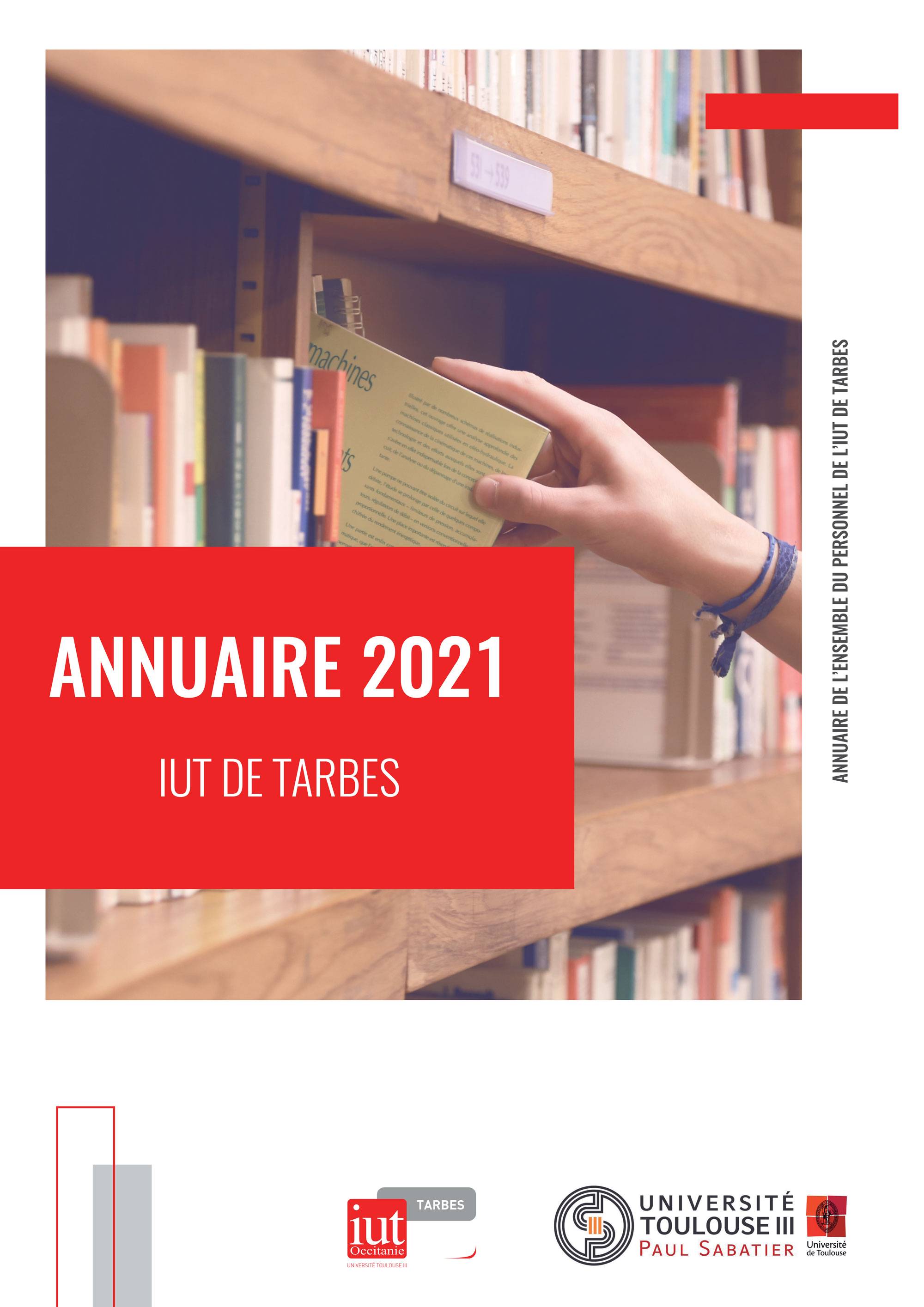 annuaire IUT de TARBES